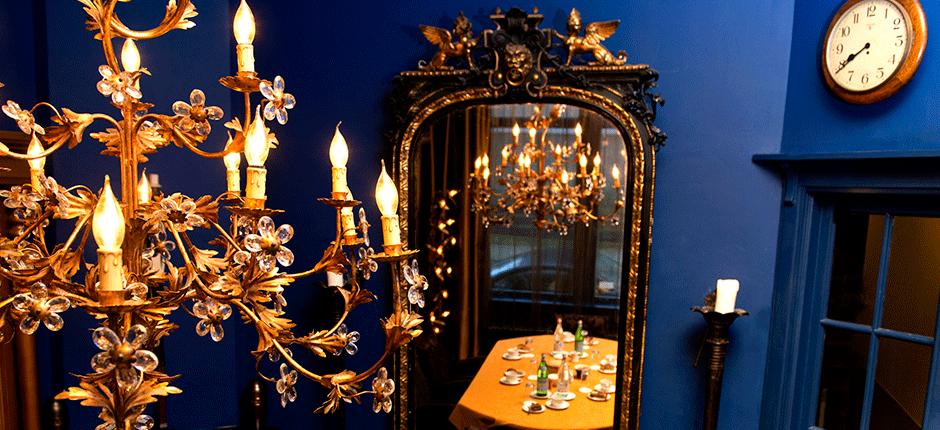 De Blauwe Kamer