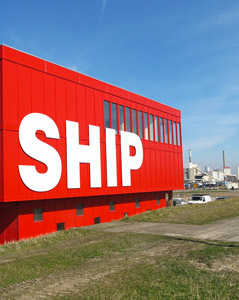 SHIP IJmuiden